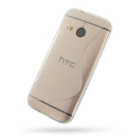 10% OFF + FREE SHIPPING, Buy Best PDair Top Quality Protective HTC One mini 2 Soft Case (Translucent S Shape pattern) online. You also can go to the customizer to create your own stylish leather case if looking for additional colors, patterns and types.