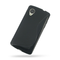 10% OFF + FREE SHIPPING, Buy Best PDair Quality Protective Google Nexus 5 Soft Case (Black S Shape pattern) online. You also can go to the customizer to create your own stylish leather case if looking for additional colors, patterns and types.