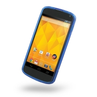 10% OFF + FREE SHIPPING, Buy Best PDair Quality Protective Google Nexus 4 Soft Case (Blue S Shape pattern) online. You also can go to the customizer to create your own stylish leather case if looking for additional colors, patterns and types.