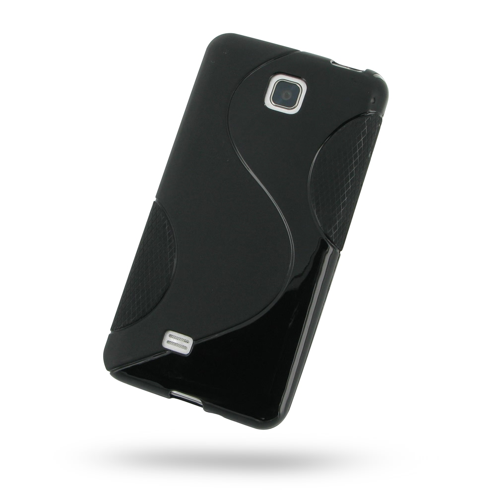 10% OFF + FREE SHIPPING, Buy Best PDair Quality Protective LG Optimus F5 Soft Case (Black S Shape pattern) online. You also can go to the customizer to create your own stylish leather case if looking for additional colors, patterns and types.