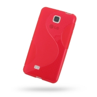 10% OFF + FREE SHIPPING, Buy Best PDair Quality Protective LG Optimus F5 Soft Case (Red S Shape pattern) online. You also can go to the customizer to create your own stylish leather case if looking for additional colors, patterns and types.