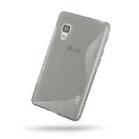 10% OFF + FREE SHIPPING, Buy Best PDair Top Quality Protective LG Optimus L5 II Soft Case (Grey S Shape pattern) online. You also can go to the customizer to create your own stylish leather case if looking for additional colors, patterns and types.