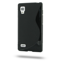 10% OFF + FREE SHIPPING, Buy Best PDair Top Quality Protective LG Optimus L9 P760 Soft Case (Black S Shape pattern) online. You also can go to the customizer to create your own stylish leather case if looking for additional colors, patterns and types.