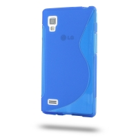 10% OFF + FREE SHIPPING, Buy Best PDair Top Quality Protective LG Optimus L9 P760 Soft Case (Blue S Shape pattern) online. You also can go to the customizer to create your own stylish leather case if looking for additional colors, patterns and types.