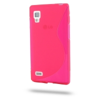 10% OFF + FREE SHIPPING, Buy Best PDair Top Quality Protective LG Optimus L9 P760 Soft Case (Pink S Shape pattern) online. You also can go to the customizer to create your own stylish leather case if looking for additional colors, patterns and types.