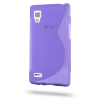 10% OFF + FREE SHIPPING, Buy Best PDair Top Quality Protective LG Optimus L9 P760 Soft Case (Purple S Shape pattern) online. You also can go to the customizer to create your own stylish leather case if looking for additional colors, patterns and types.