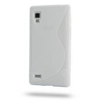 10% OFF + FREE SHIPPING, Buy Best PDair Top Quality Protective LG Optimus L9 P760 Soft Case (White S Shape pattern) online. You also can go to the customizer to create your own stylish leather case if looking for additional colors, patterns and types.