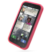 10% OFF + FREE SHIPPING, Buy Best PDair Quality Protective Motorola Defy MB525 / Defy Plus Soft Case (Pink) online. You also can go to the customizer to create your own stylish leather case if looking for additional colors, patterns and types.