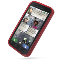 10% OFF + FREE SHIPPING, Buy Best PDair Quality Protective Motorola Defy MB525 / Defy Plus Soft Case (Red) online. You also can go to the customizer to create your own stylish leather case if looking for additional colors, patterns and types.