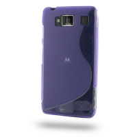 10% OFF + FREE SHIPPING, Buy Best PDair Top Quality Protective Motorola Droid Razr HD Soft Case (Purple S Shape pattern) online. You also can go to the customizer to create your own stylish leather case if looking for additional colors, patterns and types