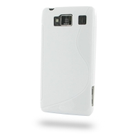 10% OFF + FREE SHIPPING, Buy Best PDair Top Quality Protective Motorola Droid Razr HD Soft Case (White S Shape pattern) online. You also can go to the customizer to create your own stylish leather case if looking for additional colors, patterns and types.