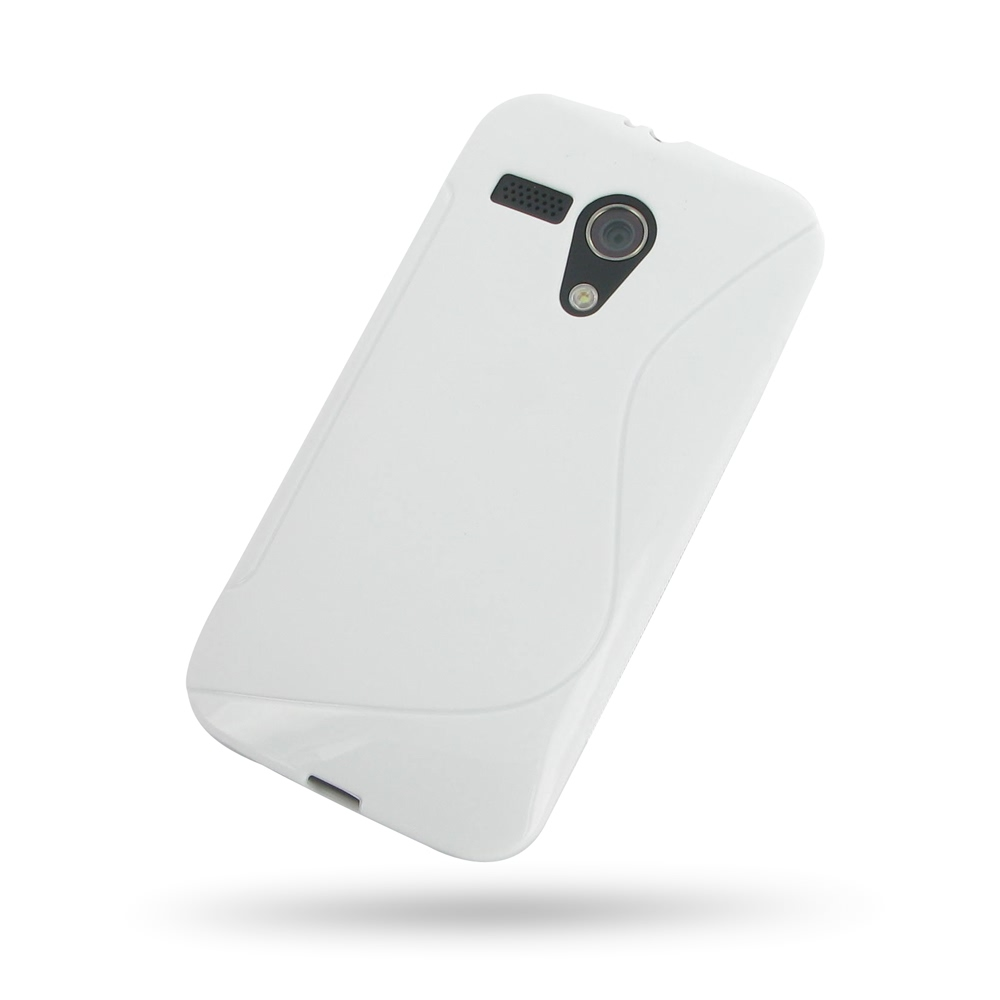 10% OFF + FREE SHIPPING, Buy PDair Top Quality Protective Moto G Soft Case (White S Shape pattern). Our Moto G Soft Case is Best choice. You also can go to the customizer to create your own stylish leather case if looking for additional colors, patterns a