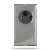 10% OFF + FREE SHIPPING, Buy Best PDair Top Quality Protective Nokia Lumia 1020 Soft Case (Grey S Shape pattern) online. You also can go to the customizer to create your own stylish leather case if looking for additional colors, patterns and types.