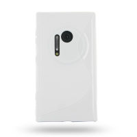 10% OFF + FREE SHIPPING, Buy Best PDair Top Quality Protective Nokia Lumia 1020 Soft Case (White S Shape pattern) online. You also can go to the customizer to create your own stylish leather case if looking for additional colors, patterns and types.