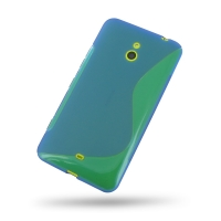 10% OFF + FREE SHIPPING, Buy Best PDair Top Quality Protective Nokia Lumia 1320 Soft Case (Blue S Shape pattern) online. You also can go to the customizer to create your own stylish leather case if looking for additional colors, patterns and types.