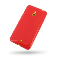 10% OFF + FREE SHIPPING, Buy Best PDair Quality Protective Nokia Lumia 1320 Soft Case (Red S Shape pattern) online. You also can go to the customizer to create your own stylish leather case if looking for additional colors, patterns and types.