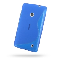 10% OFF + FREE SHIPPING, Buy Best PDair Quality Protective Nokia Lumia 520 Soft Case (Blue S Shape pattern) online. You also can go to the customizer to create your own stylish leather case if looking for additional colors, patterns and types.