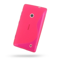 10% OFF + FREE SHIPPING, Buy Best PDair Quality Protective Nokia Lumia 520 Soft Case (Pink S Shape pattern) online. You also can go to the customizer to create your own stylish leather case if looking for additional colors, patterns and types.