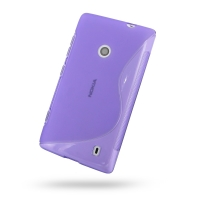 10% OFF + FREE SHIPPING, Buy Best PDair Top Quality Protective Nokia Lumia 520 Soft Case (Purple S Shape pattern) online. You also can go to the customizer to create your own stylish leather case if looking for additional colors, patterns and types.
