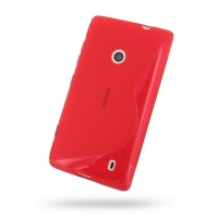 10% OFF + FREE SHIPPING, Buy Best PDair Quality Protective Nokia Lumia 520 Soft Case (Red S Shape pattern) online. You also can go to the customizer to create your own stylish leather case if looking for additional colors, patterns and types.