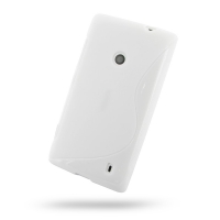 10% OFF + FREE SHIPPING, Buy Best PDair Top Quality Protective Nokia Lumia 520 Soft Case (White S Shape pattern) online. You also can go to the customizer to create your own stylish leather case if looking for additional colors, patterns and types.