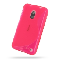 10% OFF + FREE SHIPPING, Buy Best PDair Quality Protective Nokia Lumia 620 Soft Case (Pink S Shape pattern) online. You also can go to the customizer to create your own stylish leather case if looking for additional colors, patterns and types.