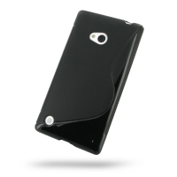 10% OFF + FREE SHIPPING, Buy Best PDair Top Quality Protective Nokia Lumia 720 Soft Case (Black S Shape pattern) online. You also can go to the customizer to create your own stylish leather case if looking for additional colors, patterns and types.