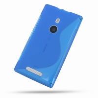 10% OFF + FREE SHIPPING, Buy Best PDair Quality Protective Nokia Lumia 925 Soft Case (Blue S Shape pattern) online. You also can go to the customizer to create your own stylish leather case if looking for additional colors, patterns and types.