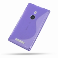 10% OFF + FREE SHIPPING, Buy Best PDair Top Quality Protective Nokia Lumia 925 Soft Case (Purple S Shape pattern) online. You also can go to the customizer to create your own stylish leather case if looking for additional colors, patterns and types.