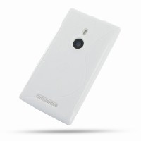 10% OFF + FREE SHIPPING, Buy Best PDair Top Quality Protective Nokia Lumia 925 Soft Case (White S Shape pattern) online. You also can go to the customizer to create your own stylish leather case if looking for additional colors, patterns and types.