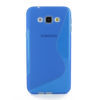 10% OFF + FREE SHIPPING, Buy Best PDair Top Quality Protective Samsung Galaxy A8 Soft Case (Blue S Shape pattern) online. You also can go to the customizer to create your own stylish leather case if looking for additional colors, patterns and types.
