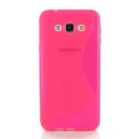 10% OFF + FREE SHIPPING, Buy Best PDair Top Quality Protective Samsung Galaxy A8 Soft Case (Pink S Shape pattern) online. You also can go to the customizer to create your own stylish leather case if looking for additional colors, patterns and types.