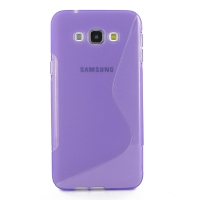 10% OFF + FREE SHIPPING, Buy Best PDair Top Quality Protective Samsung Galaxy A8 Soft Case (Purple S Shape pattern) online. You also can go to the customizer to create your own stylish leather case if looking for additional colors, patterns and types.