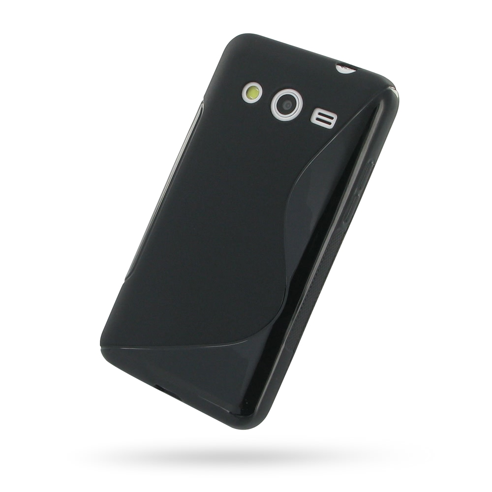 10% OFF + FREE SHIPPING, Buy Best PDair Top Quality Protective Samsung Galaxy Core 2 Soft Case (Black S Shape pattern) online. You also can go to the customizer to create your own stylish leather case if looking for additional colors, patterns and types.
