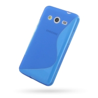 10% OFF + FREE SHIPPING, Buy Best PDair Top Quality Protective Samsung Galaxy Core 2 Soft Case (Blue S Shape pattern) online. You also can go to the customizer to create your own stylish leather case if looking for additional colors, patterns and types.