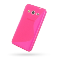 10% OFF + FREE SHIPPING, Buy Best PDair Top Quality Protective Samsung Galaxy Core 2 Soft Case (Pink S Shape pattern) online. You also can go to the customizer to create your own stylish leather case if looking for additional colors, patterns and types.