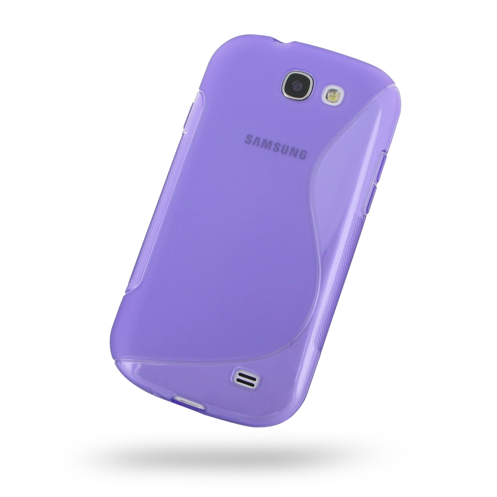 10% OFF + FREE SHIPPING, Buy Best PDair Top Quality Protective Samsung Galaxy Express Soft Case (Purple S Shape pattern) online. You also can go to the customizer to create your own stylish leather case if looking for additional colors, patterns and types