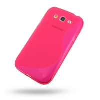 10% OFF + FREE SHIPPING, Buy Best PDair Top Quality Protective Samsung Galaxy Grand Soft Case (Pink S Shape pattern) online. You also can go to the customizer to create your own stylish leather case if looking for additional colors, patterns and types.