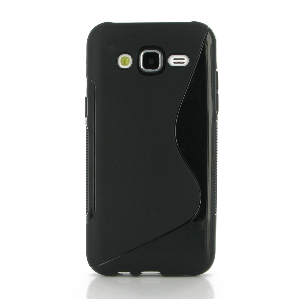 10% OFF + FREE SHIPPING, Buy Best PDair Top Quality Protective Samsung Galaxy J5 Soft Case (Black S Shape pattern) online. You also can go to the customizer to create your own stylish leather case if looking for additional colors, patterns and types.