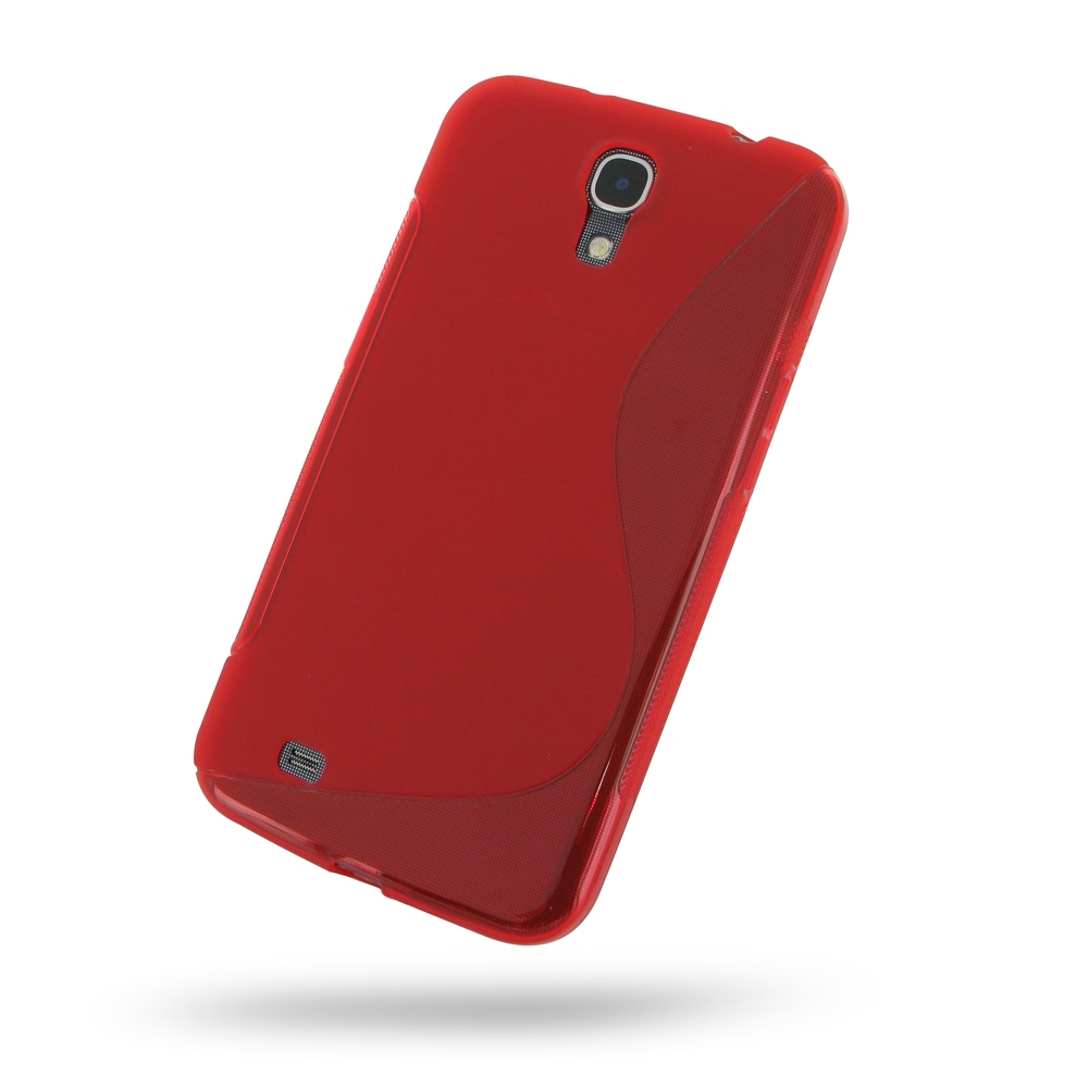 10% OFF + FREE SHIPPING, Buy Best PDair Top Quality Protective Samsung Galaxy Mega 6.3 Soft Case (Red S Shape pattern) online. You also can go to the customizer to create your own stylish leather case if looking for additional colors, patterns and types.