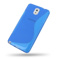 10% OFF + FREE SHIPPING, Buy Best PDair Top Quality Protective Samsung Galaxy Note 3 Soft Case (Blue S Shape pattern) online. You also can go to the customizer to create your own stylish leather case if looking for additional colors, patterns and types.