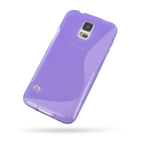 10% OFF + FREE SHIPPING, Buy Best PDair Top Quality Protective Samsung Galaxy S5 Soft Case (Purple S Shape pattern) online. You also can go to the customizer to create your own stylish leather case if looking for additional colors, patterns and types.