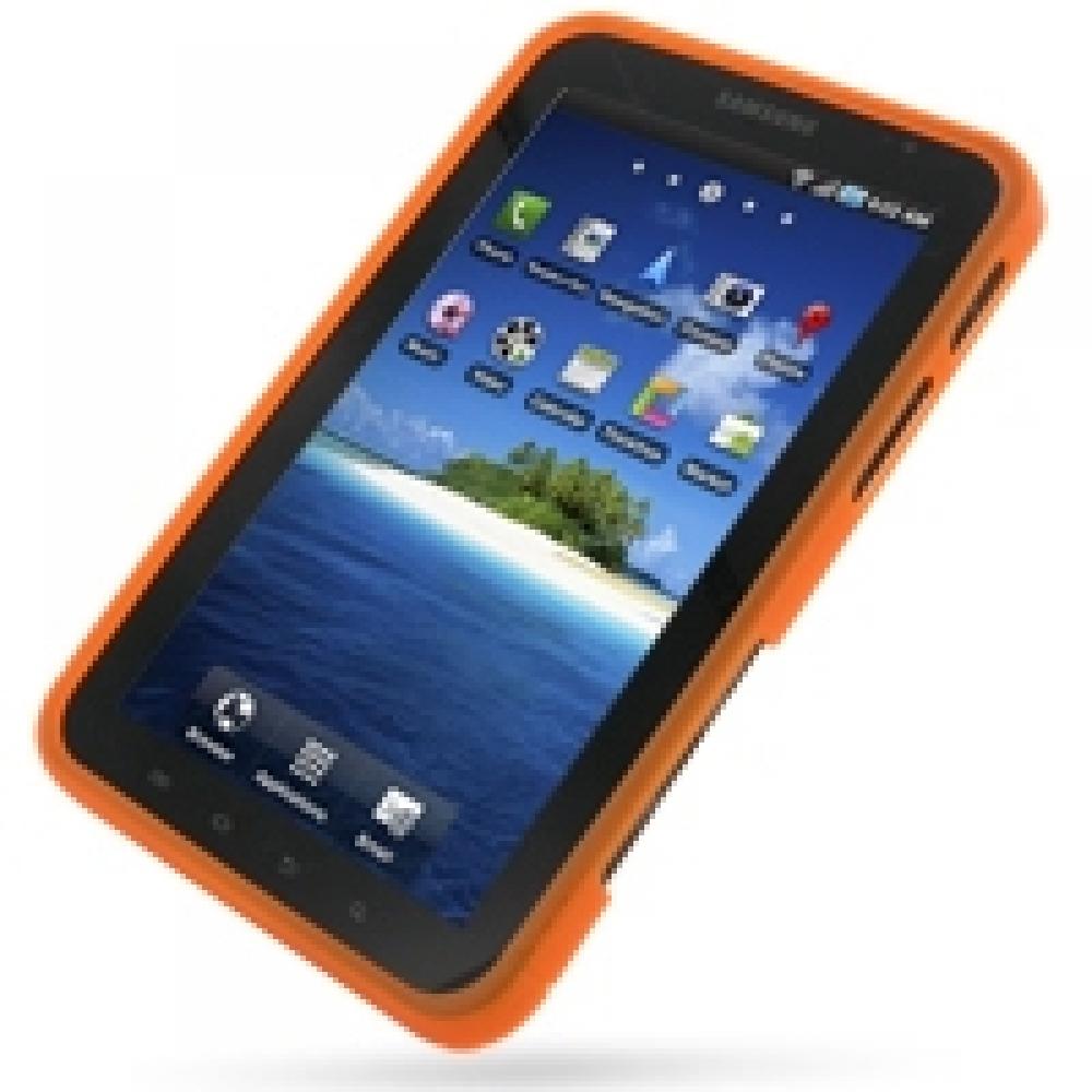 Samsung Galaxy Tab Soft Case Orange PDair 10 OFF