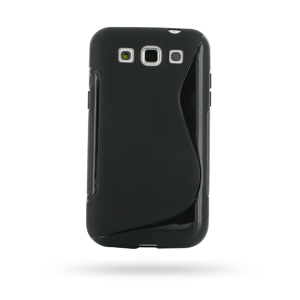 10% OFF + FREE SHIPPING, Buy Best PDair Top Quality Protective Samsung Galaxy Win Duos Soft Case (Black S Shape pattern) online. You also can go to the customizer to create your own stylish leather case if looking for additional colors, patterns and types
