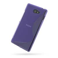 10% OFF + FREE SHIPPING, Buy Best PDair Top Quality Protective Sony Xperia M2 Soft Case (Purple S Shape pattern) online. You also can go to the customizer to create your own stylish leather case if looking for additional colors, patterns and types.