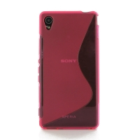 10% OFF + FREE SHIPPING, Buy Best PDair Top Quality Protective Sony Xperia M4 Aqua Soft Case (Pink S Shape pattern) online. You also can go to the customizer to create your own stylish leather case if looking for additional colors, patterns and types.