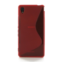 10% OFF + FREE SHIPPING, Buy Best PDair Top Quality Protective Sony Xperia M4 Aqua Soft Case (Red S Shape pattern) online. You also can go to the customizer to create your own stylish leather case if looking for additional colors, patterns and types.