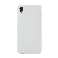 10% OFF + FREE SHIPPING, Buy Best PDair Top Quality Protective Sony Xperia M4 Aqua Soft Case (White S Shape pattern) online. You also can go to the customizer to create your own stylish leather case if looking for additional colors, patterns and types.