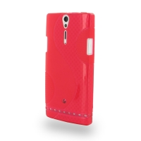 10% OFF + FREE SHIPPING, Buy Best PDair Quality Protective Sony Xperia S Soft Case (Red S Shape pattern) online. You also can go to the customizer to create your own stylish leather case if looking for additional colors, patterns and types.