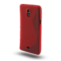 10% OFF + FREE SHIPPING, Buy Best PDair Quality Protective Sony Xperia T Soft Case (Red S Shape pattern) online. You also can go to the customizer to create your own stylish leather case if looking for additional colors, patterns and types.